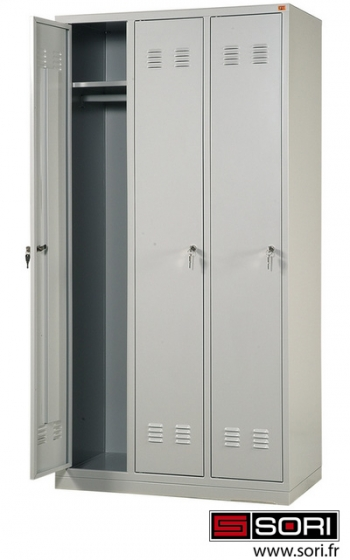 UTILITY & CLOAKROOM FURNITURE - WARDROBES - SORI