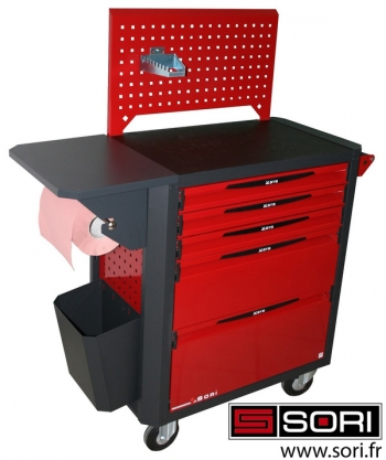 SWORKSHOP CABINETS - SORI